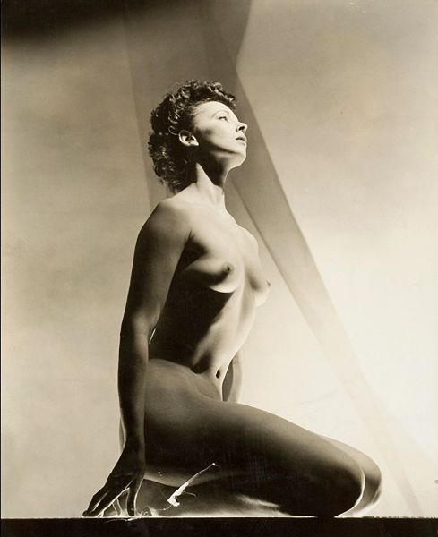 Leonor Fini by George Platt Lynes New York 1936